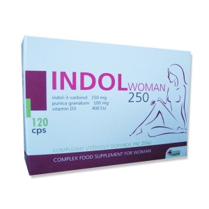 INDOL Woman 250 120cps